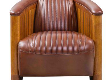 Assises pour bureau - Fauteuil CANOE Club - DE BEJARRY INTERNATIONAL