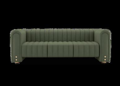 Sofas - Inglewood Sofa  - PORUS STUDIO