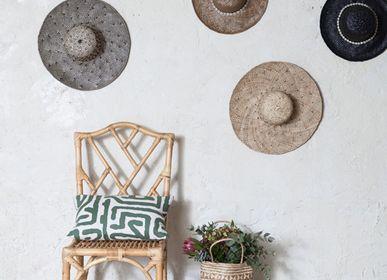 Chapeaux - Chapeaux feuilles de palmier - MAHE HOMEWARE