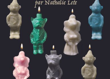 Gifts - NATHALIE LETE CIRCUS CANDLES - BAZARTHERAPY EDITION