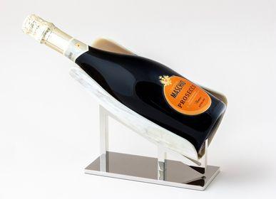 Cadeaux - Porte-champagne | Corne Naturelle - ZANCHI 1952