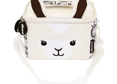 Bags and backpacks - Insulated Lunch Bag Muchachos the Lama - LES DEGLINGOS