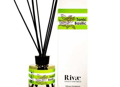 Home fragrances - Tonic Basil - Indoor Fragrance Basil Mint - RIVAE
