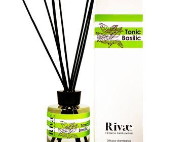 Parfums d'intérieur - Tonic Basilic - Parfum d'intérieur Basilic Menthe - RIVAE