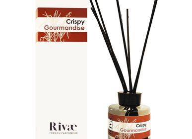 Diffuseurs de parfums - Gourmandise croustillante - Parfum d'intérieur Cannelle et Epices - RIVAE
