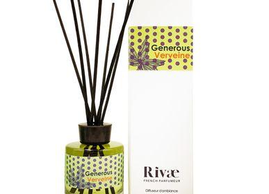 Parfums d'intérieur - Generous Verveine - Parfum d'intérieur Verveine Citron - RIVAE