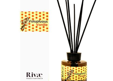 Scent diffusers - Voluptuous Vanilla - Orange Vanilla Home Fragrance - RIVAE
