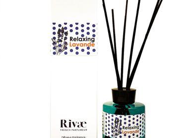 Diffuseurs de parfums - Relaxing Lavande - Parfum d'intérieur Lavande - RIVAE