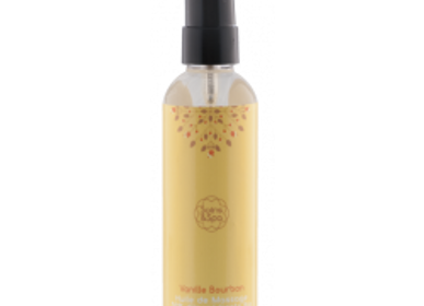 Beauty products - Bourbon Vanilla Moisturizing Oil - 100ml - AUTOUR DU BAIN
