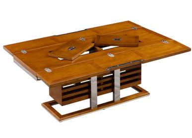 Coffee tables - Madison Coffee Table - DE BEJARRY INTERNATIONAL