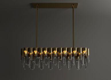 Hanging lights - Bamboo III Suspension Lamp - CREATIVEMARY