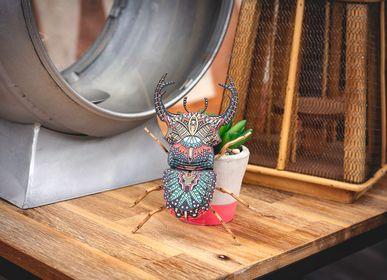 Decorative objects - Decorative Objects - Cardboard Insects  - AGENT PAPER