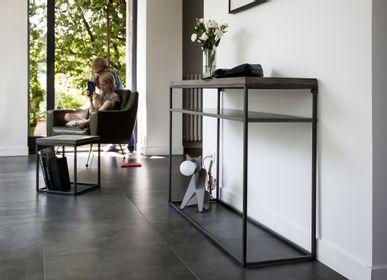 Console table - perspective - concrete console - LYON BÉTON
