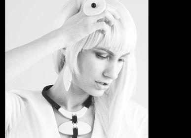 Bijoux - METROPOLIS collection Noir & Blanc - ALEX+SVET