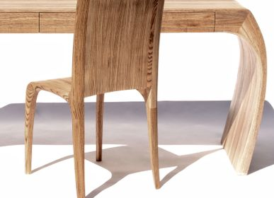 Chairs for hospitalities & contracts - Dining Chair in Ash - JONATHAN FIELD