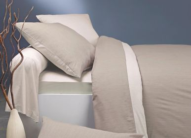 Bed linens - Écorce Lin Crème - Duvet set - ORIGIN