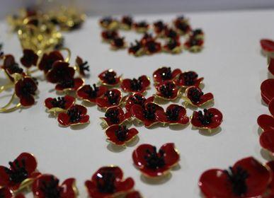 Jewelry - POPPIES SET - GEORGIA CHARAL ART JEWELERY