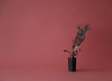 Vases - GUSOKU - Hexadecagon - brass flower vase - NOUSAKU