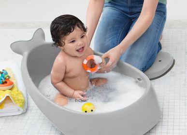 Bain pour enfant - Moby Baignoire évolutive gris / bleu - SKIP HOP