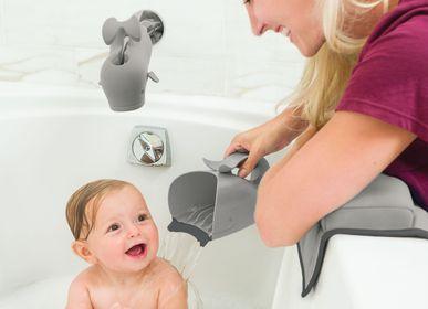 Bain pour enfant - Moby Rince Tête bain - Gris / Bleu - SKIP HOP
