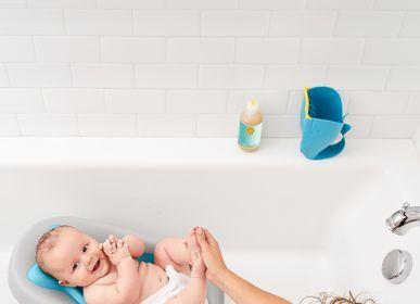 Bain pour enfant - Moby Recline & Rinse Bather - Bleu - SKIP HOP