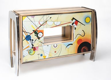 Chests of drawers - Dresser La Curieuse  - EQUINOX EXCLUSIVE