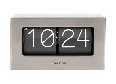Clocks - Flip Clock Boxed - KARLSSON