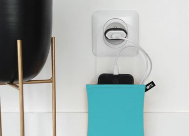Other smart objects - Phone Holder Charger Rack Turquoise blue - OFYL