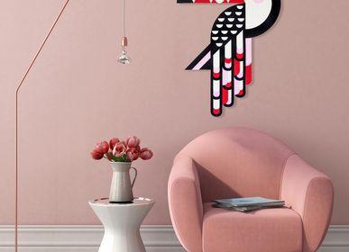 Autres décorations murales - Décoration murale TUCA Toucan//Touch - MINI ART FOR KIDS