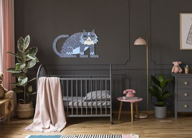 Other wall decoration - FLASH the cat//touch wall decoration  - MINI ART FOR KIDS