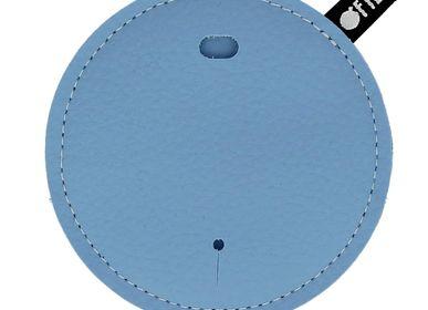 Pochettes - Pochette range-cordon anti-noeuds Bleu ciel - OFYL