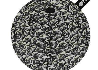 Accessoires de voyage - Pochette range-cordon anti-noeuds Japonisant - OFYL