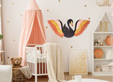 Other wall decoration - SWANDERFULL//touch wall decoration - MINI ART FOR KIDS