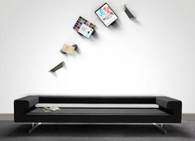Canapés pour collectivités - Canapé LONG - design Pascal BAUER pour PIKO Edition. - PIKO EDITION.