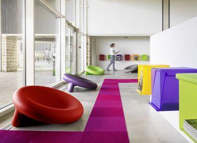 Fauteuils pour collectivités - Fauteuil HOP - design Pascal BAUER pour PIKO Edition. - PIKO EDITION.