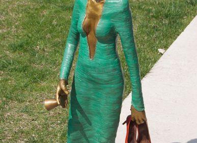 Sculptures, statuettes et miniatures - Sculpture Garden Party - RONAYETTE MARIE-NOELLE