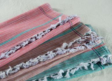 Bath towels - PASHMINA  Fait à la main avec amour et soin - PECHAAN