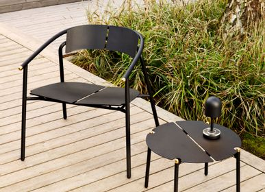 Lounge chairs - NOVO lounge chair - AYTM