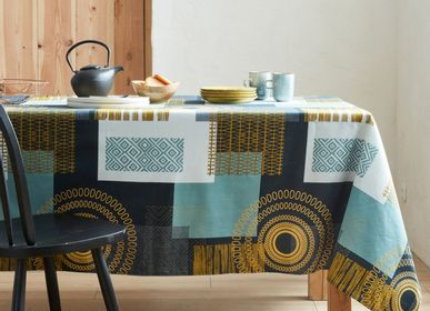 Linge de table textile - Nappe - Magic Ethnic - NYDEL