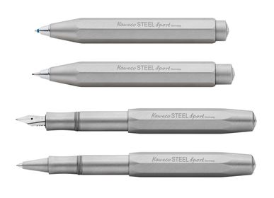 Pens and pencils - Kaweco STEEL SPORT pens - KAWECO