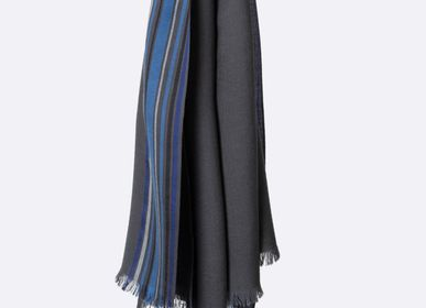 Scarves - SCARF MERIDIEN CASHMERE WOOL SILK - PETRUSSE PARIS