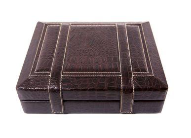 Coffrets et boîtes - COFFRET TINNIT MARRON - GLADYS