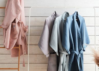 Bathrobes - Kimono - Organic - NYDEL