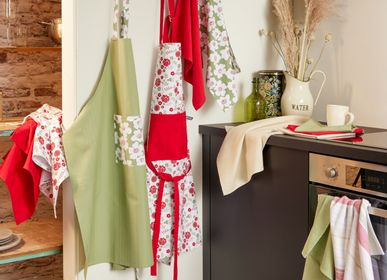 Kitchen linens - Bucolique (Aprons, Tea towels, Sponges) - NYDEL