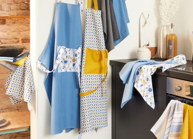 Kitchen linens - Chromatic (Aprons, Tea Towels, Sponges) - NYDEL