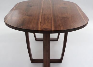 Dining Tables - American black walnut table for P&L - JONATHAN FIELD