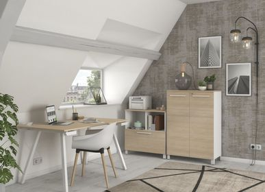 Office furniture and storage - Desk Sunday - GAUTIER OFFICE