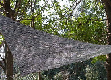 Sunshades - sunshade with LED - HORSETILE