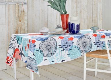 Linge de table textile - Nappe - Nautique - NYDEL