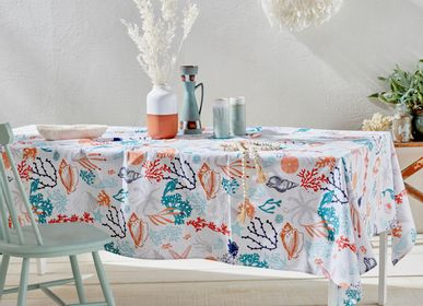 Linge de table textile - Nappe - Sea Life - NYDEL
